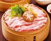 沖縄県産豚カルビと季節野菜のせいろ蒸し