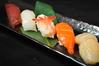 寿司5種盛合せ