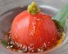 丸ごと冷やしトマト 土佐酢ゼリー
