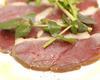 カモ肉の自家製ハム