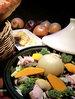 フルーツ玉葱タジン鍋