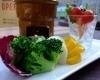 色彩り野菜のバーニャカウダ