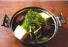 鶏と水菜のはりはり鍋