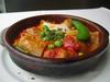 イベリコ豚のバラ肉と自家製チョリソのフラメンカエッグ