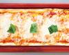 完熟トマトソースとモッツァレラのマルゲリータ