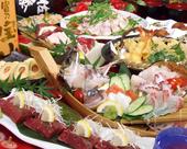 九州の郷土料理コース