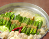 味噌・もつ鍋