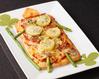 クローバーのトランプピザ