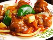 ジューシィ酢豚