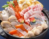 ごま味噌ちゃんこ鍋