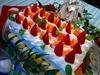 手作りのオーダーメイドケーキ