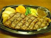 炭焼きサーロインステーキ