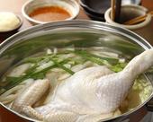韓流水炊き鍋タッカンマリ