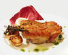 鳥取)大山地鶏もも肉の香草焼き
