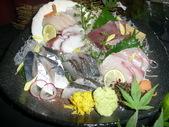 旬の鮮魚盛り合わせ