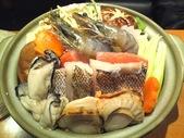 寒い季節と財布に・・海鮮鍋