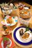 牡蠣のカンカン焼きコース