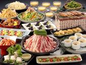 北の満足料理
