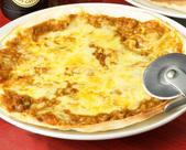 カレーのピッツァ