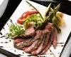 国産牛肉のタリアータ