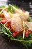 真鯛とクラゲのカルパッチョ