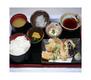 天ぷらでごはん