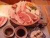 滋養豚水晶プレート焼き
