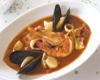 海の幸のスープカレー