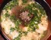お魚スープ雑炊