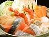 十勝産とうもろこしの海鮮ポタージュ鍋