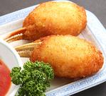 蟹爪の天ぷら