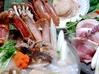 タラバ蟹のしゃぶしゃぶ付贅沢海鮮鍋コース