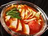 トマト鍋with唐辛子