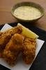 [揚 物]牡蠣フライ 香味野菜のタルタルソース