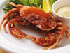 Deep-fried Soft Shell Crab