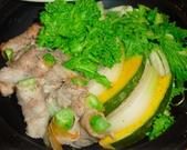 菜の花のタジン鍋
