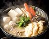 宮崎地鶏軟骨入りつみれの特製みそ鍋