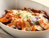 ナスとカチョカバロチーズのオーブン焼き