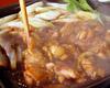 名物 鳥すき鍋