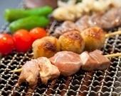 鶏串・野菜各種