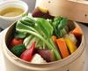 彩り温野菜のバーニャカウダー