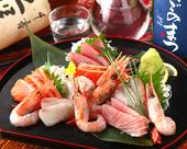 ◆ おまかせ鮮魚5点盛り ◆