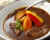 牛たんスープカレー