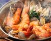 海の幸のカタプラーナ鍋