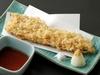 煮穴子一本天ぷら