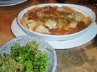 ランチ(カレードリア)チーズタップリ濃厚で旨い~