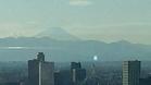 綺麗な富士山が!