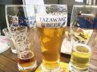田沢湖ビール3種