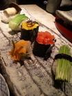 野菜のお寿司