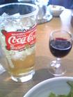 ジンジャエール、サービスワイン
